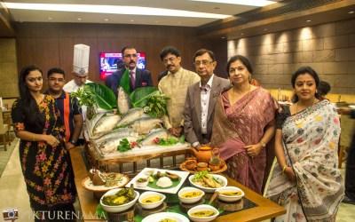 Bengal Rajbari Ilish at ITC Sonar Kolkata