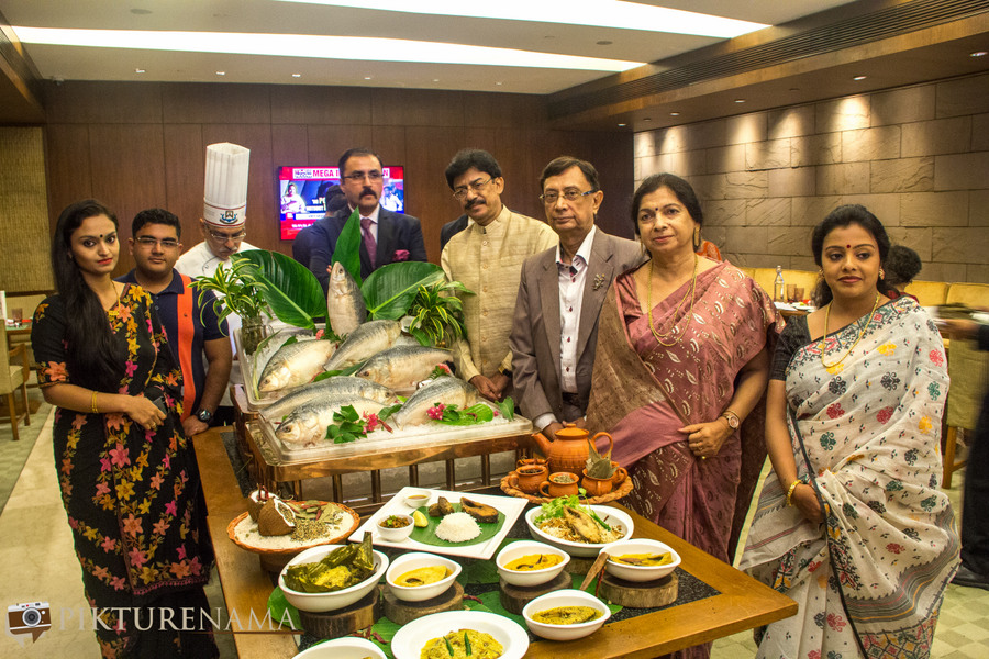 Bengal rajbari Ilish all members