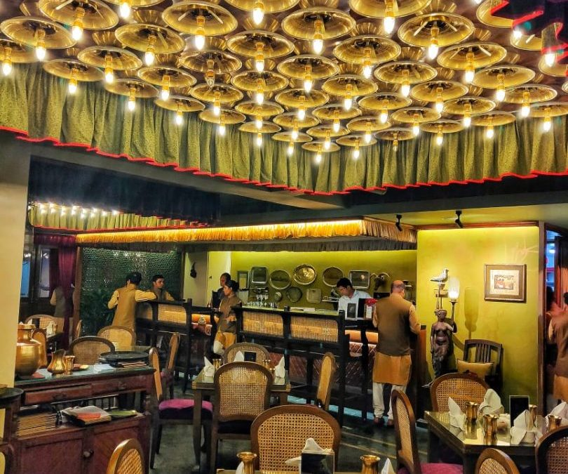 Sonar tori City Centre 1 Kolkata- Dine like the Zamindars of Bengal