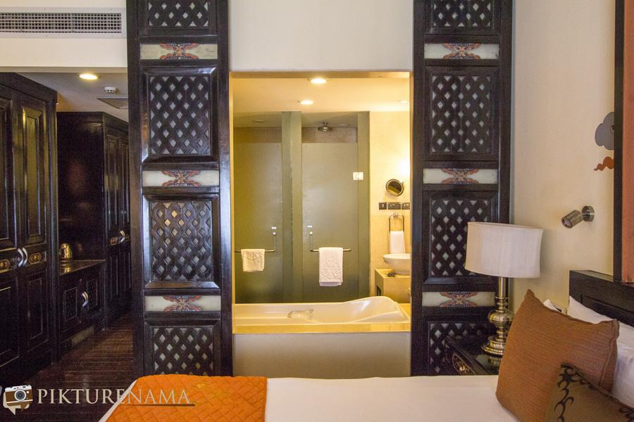 Taj Tashi Thimpu Bhutan inside the room 3