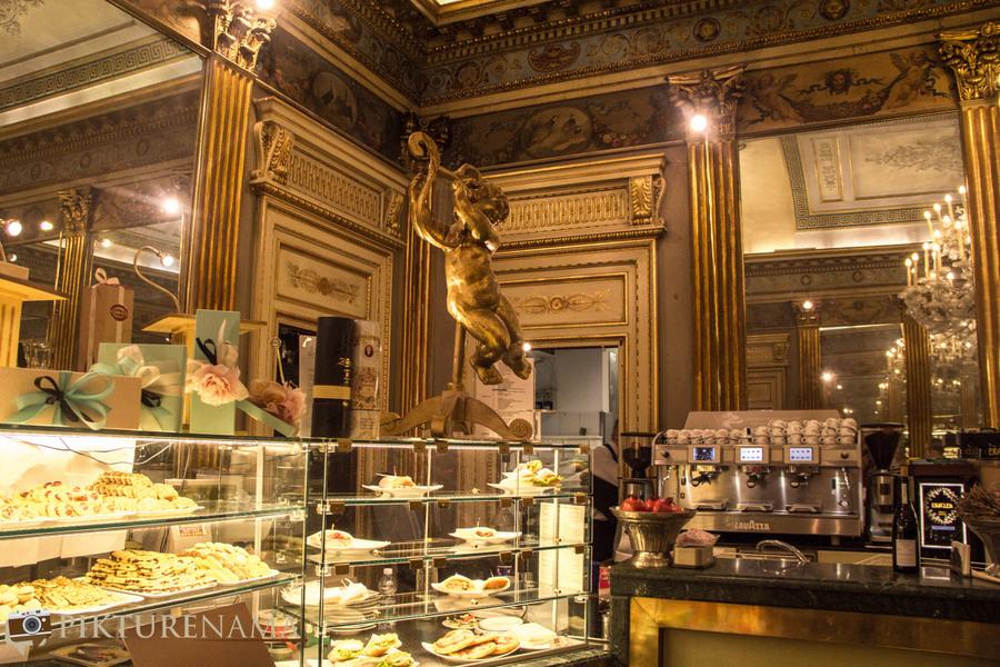 Bicerin Caffe San Carlo - 8