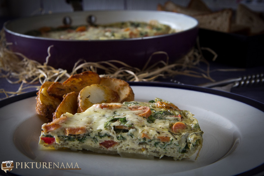 How to make Farmer's Frittata - 11