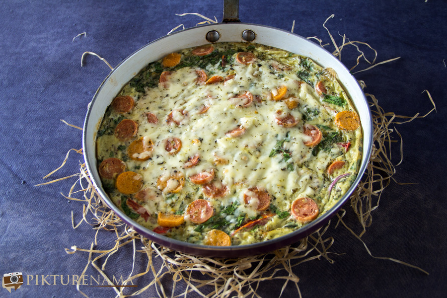 How to make Farmer's Frittata - 3