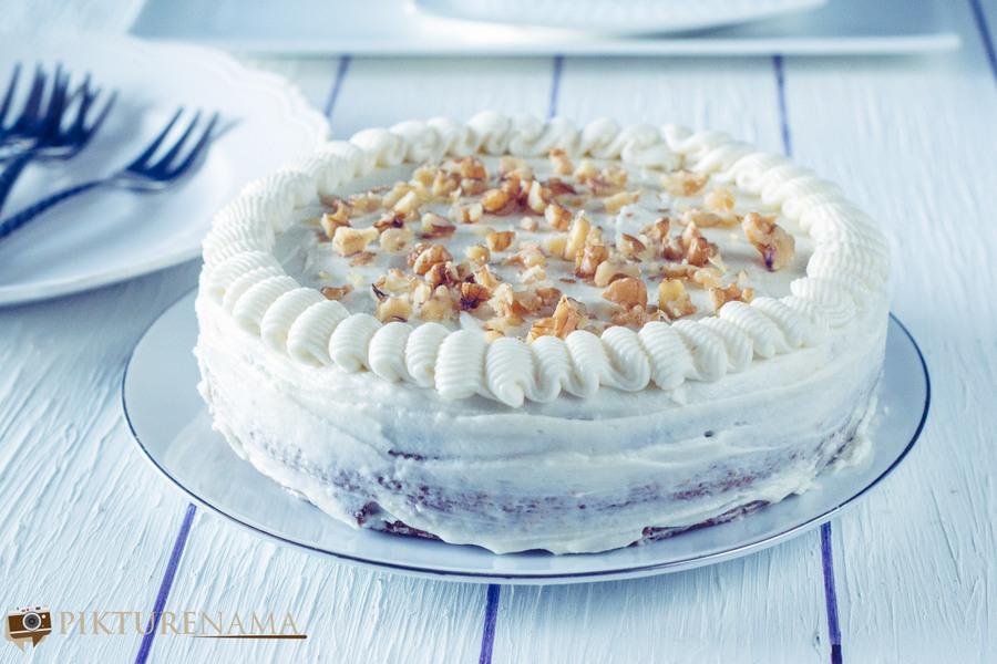 How to make carrot cake - 1