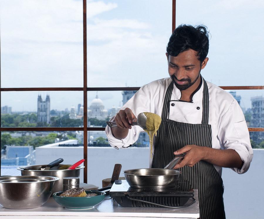Pan Asian brunch in Kolkata - The Fatty Bao 2