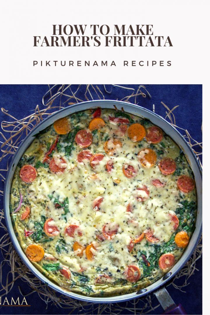 Farmer's Frittata pinterest -1