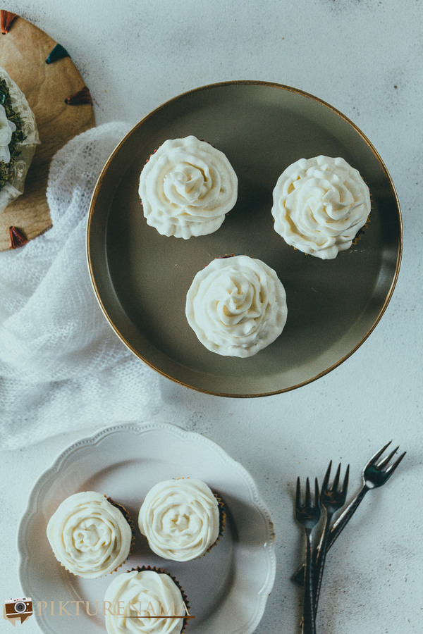 Red Velvet Cupcakes - 2