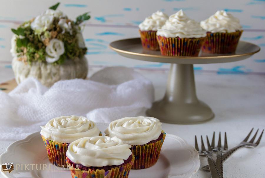 Red Velvet Cupcakes - 5