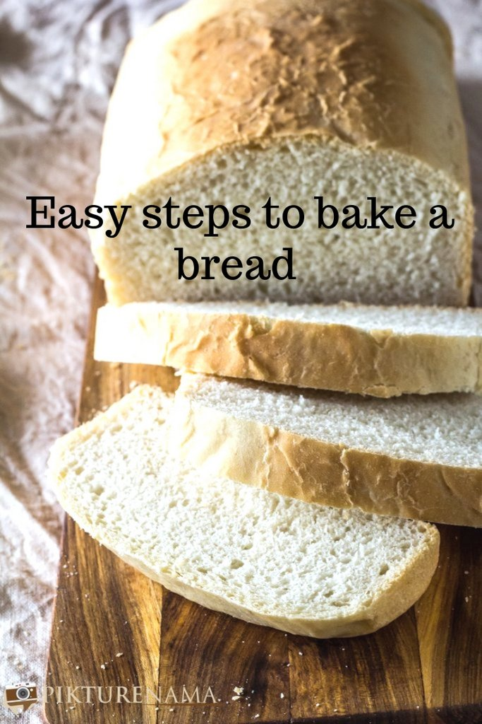 Baking a bread pinterest - 2