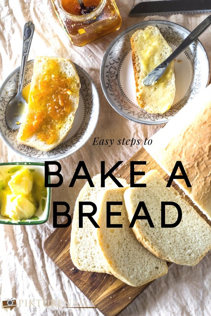 Baking a bread pinterest - 3