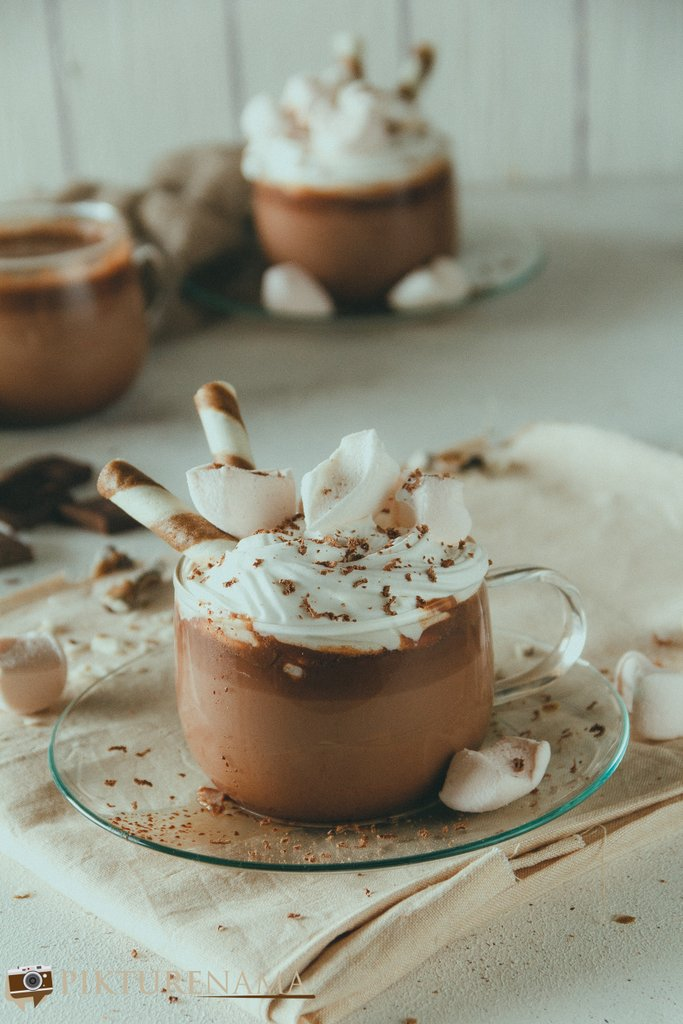 How to make Nutella Hot Chocolate - 5