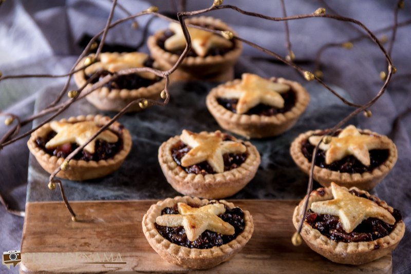 Mince Pies- My Favourite Christmas Delight