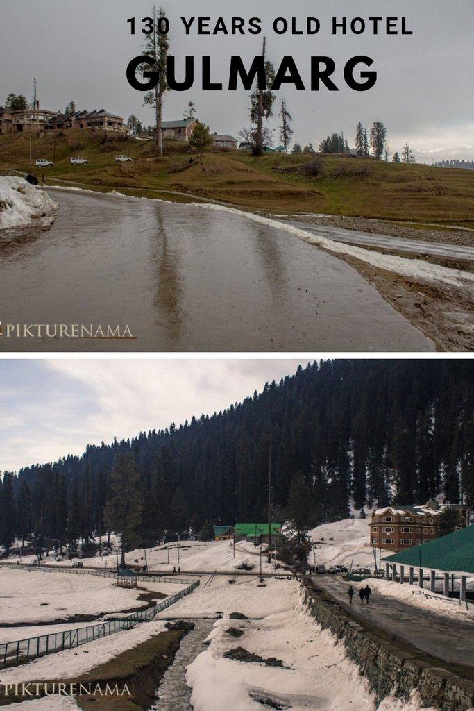 Nedous Hotel Gulmarg  Kashmir Pinterest - 1