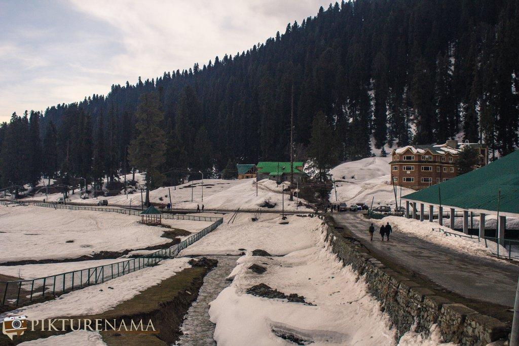 Nedous Hotel Gulmarg Kashmir - 3