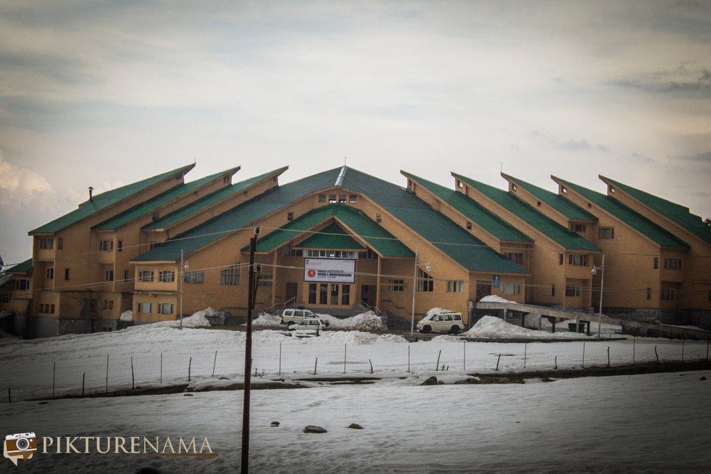 Nedous Hotel Gulmarg Kashmir - IISM