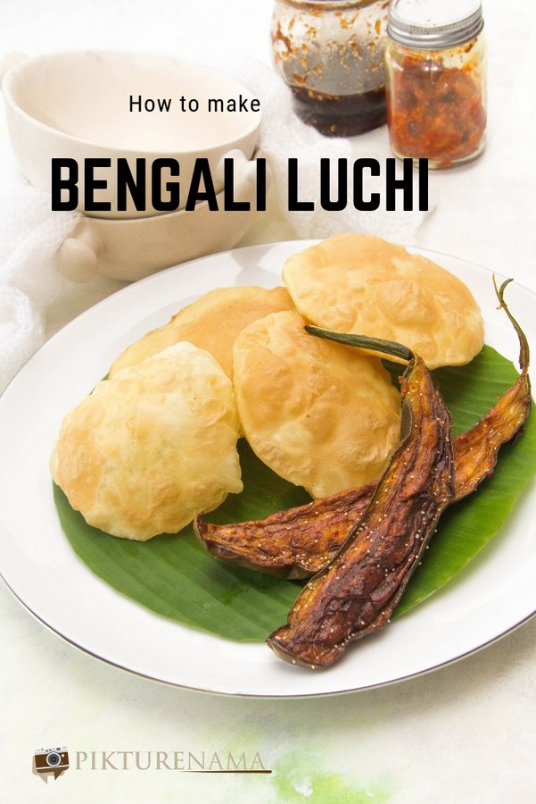 Bengali Luchi Pinterest - 1