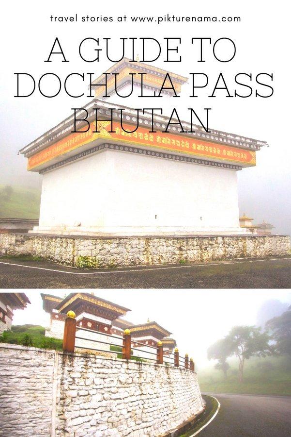 Dochula Pass Thimpu Bhutan pinterest - 2