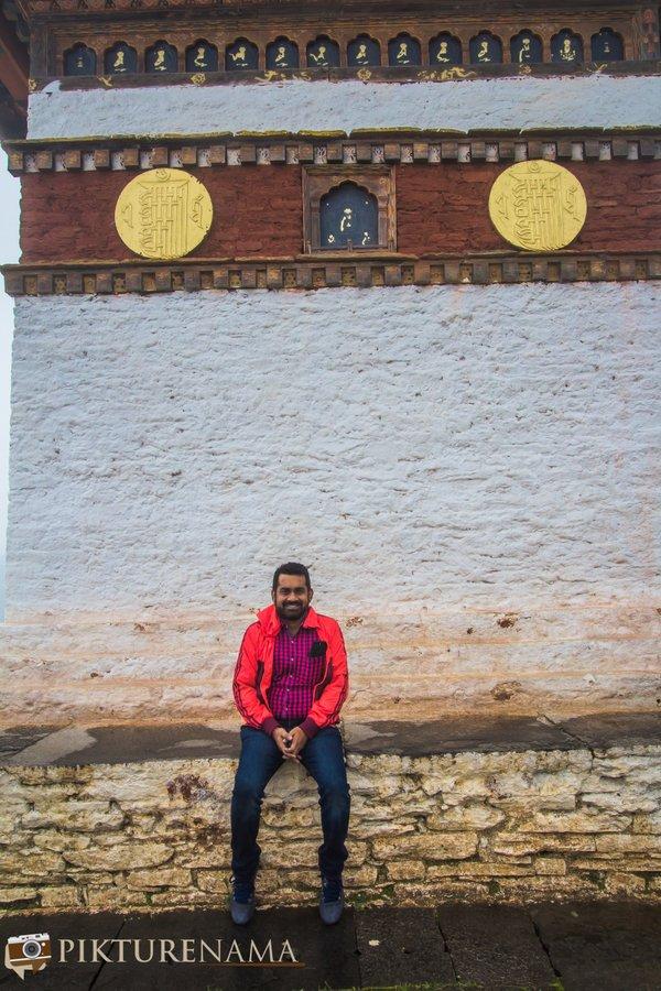 Dochula Pass Thimpu Bhutan - 14