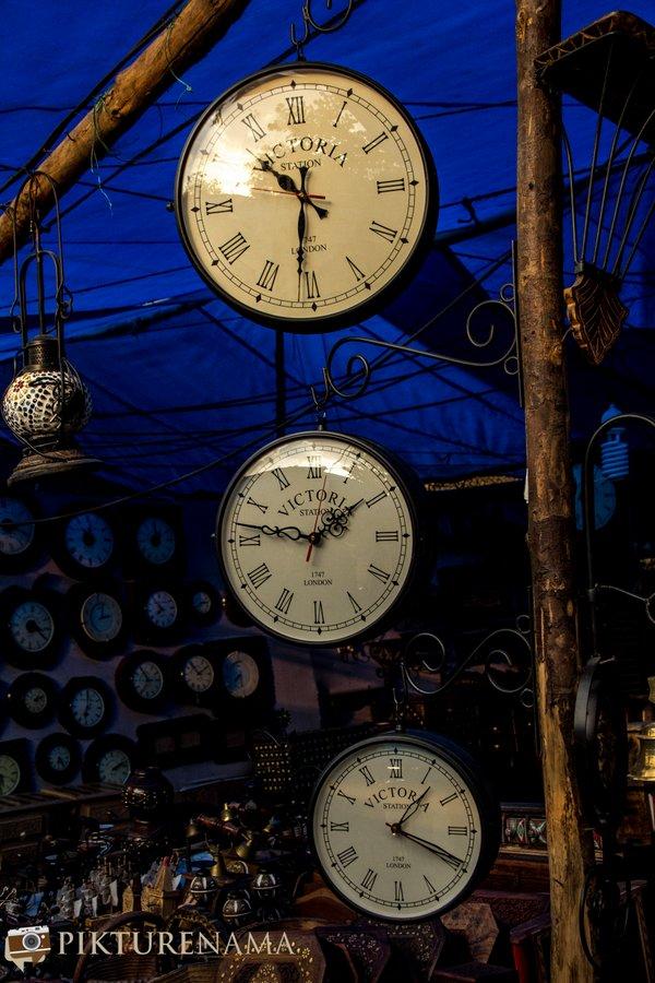 shilparamam Hyderabad multiple watches