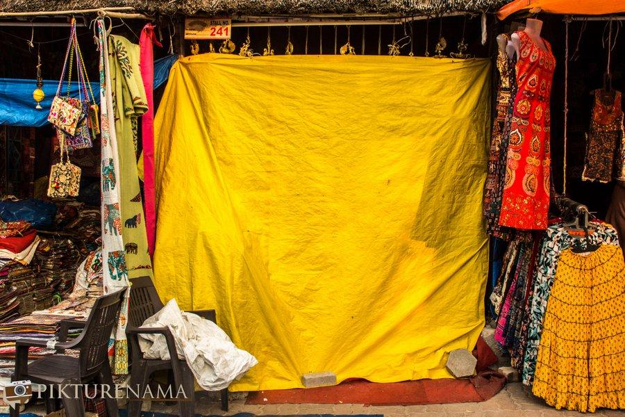 shilparamam Hyderabad colour block