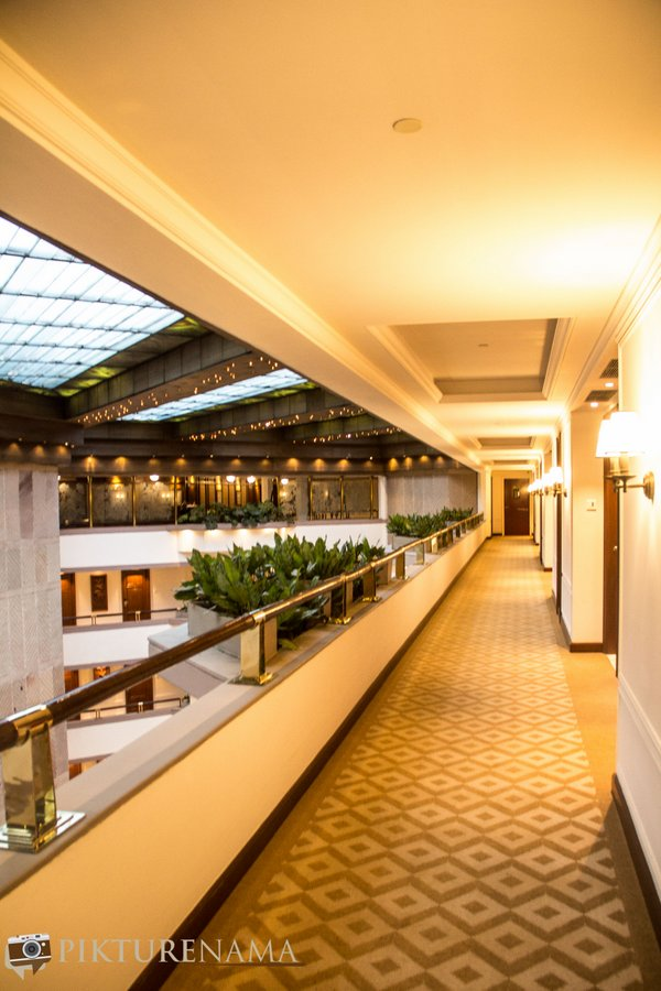 Taj Bengal Kolkata new rooms long corridor