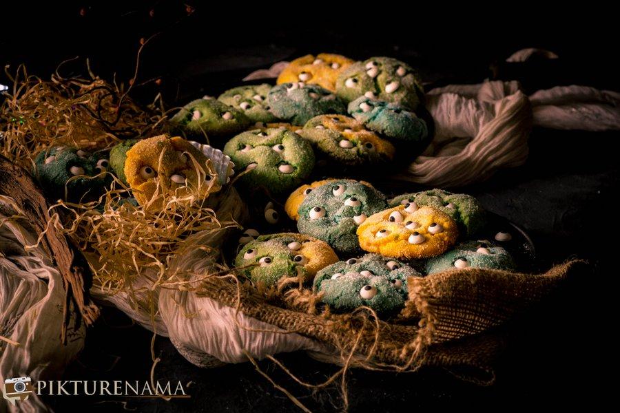 Monster cookies -1