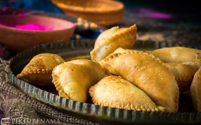Mawa Gujiya | How to Make Mawa Gujiya