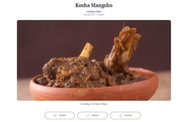 Kosha Mangsho