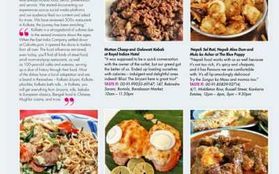 Lonely Planet India Magazine – Food Special issue