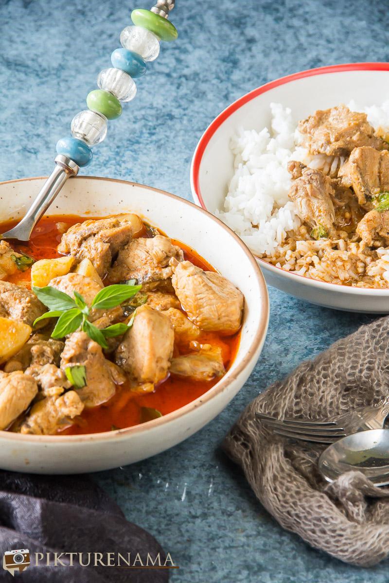 Chicken Massaman Curry - 2