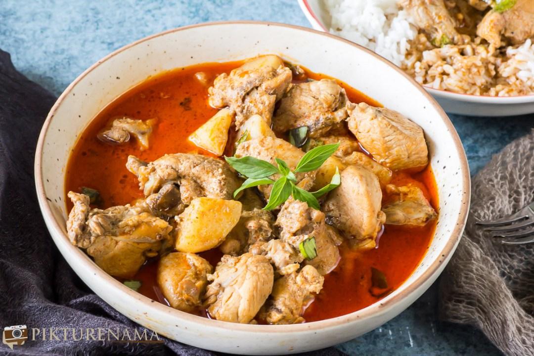 Chicken Massaman Curry - 6