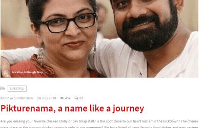 Prittle Prattle on journey of Pikturenama