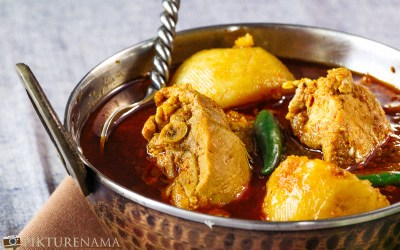 Robibarer Murgir Jhol | Sunday Bengali chicken curry