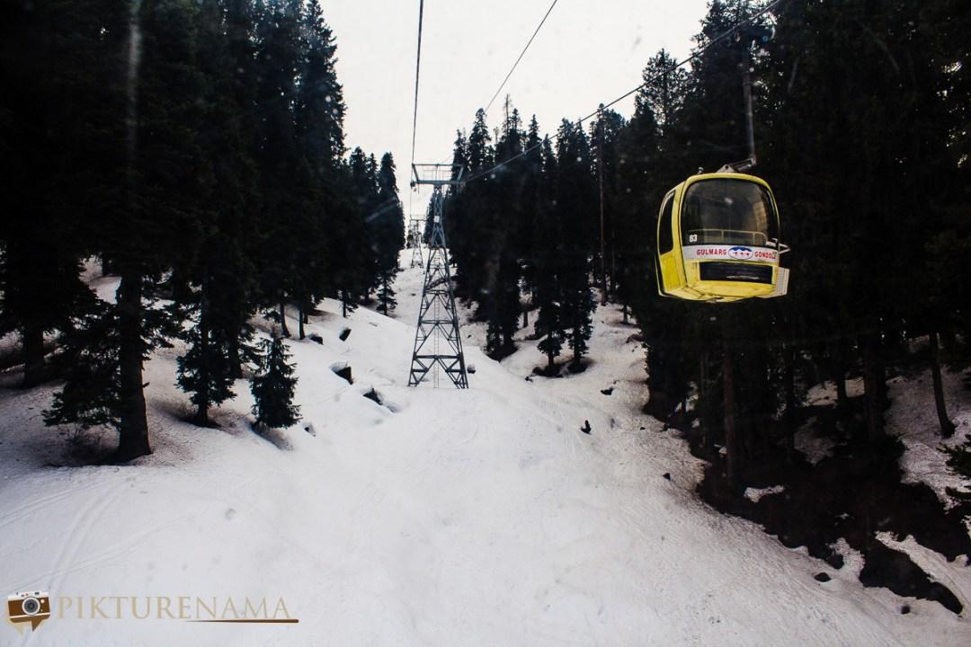Gulmarg gondola ride - 22