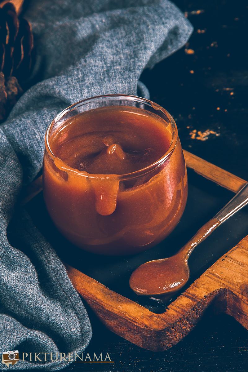 Salted caramel Sauce - 2