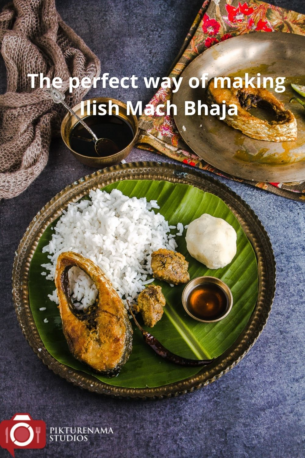 Ilish Mach Bhaja Pinterest