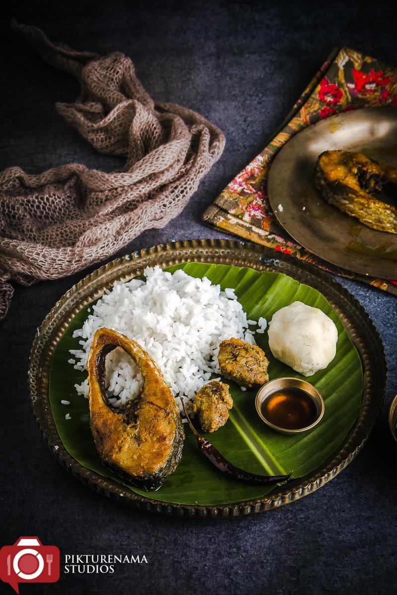 Ilish Maach Bhaja - 4