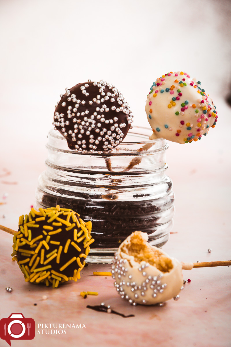 Cake pops for Diwali - 3