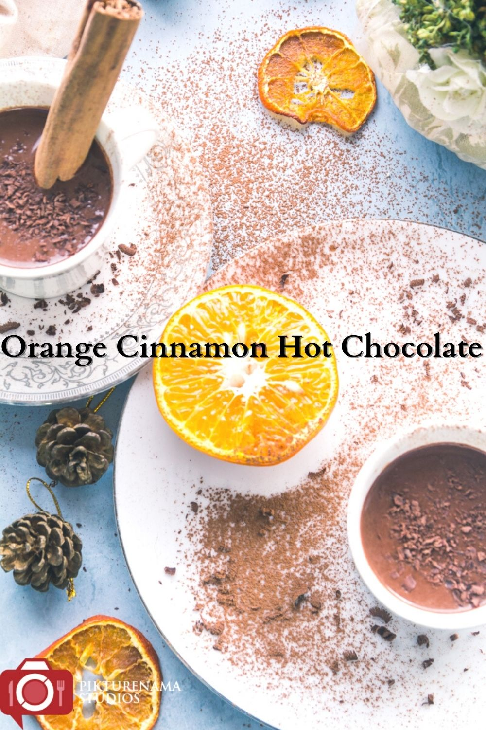 Orange Cinnamon Hot Chocolate Pinterest -1