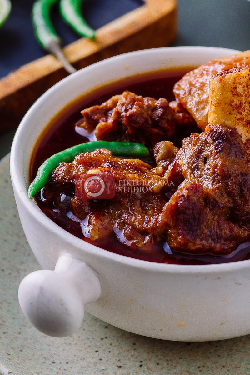 How to make bengali Mangshor Jhol at home - 4