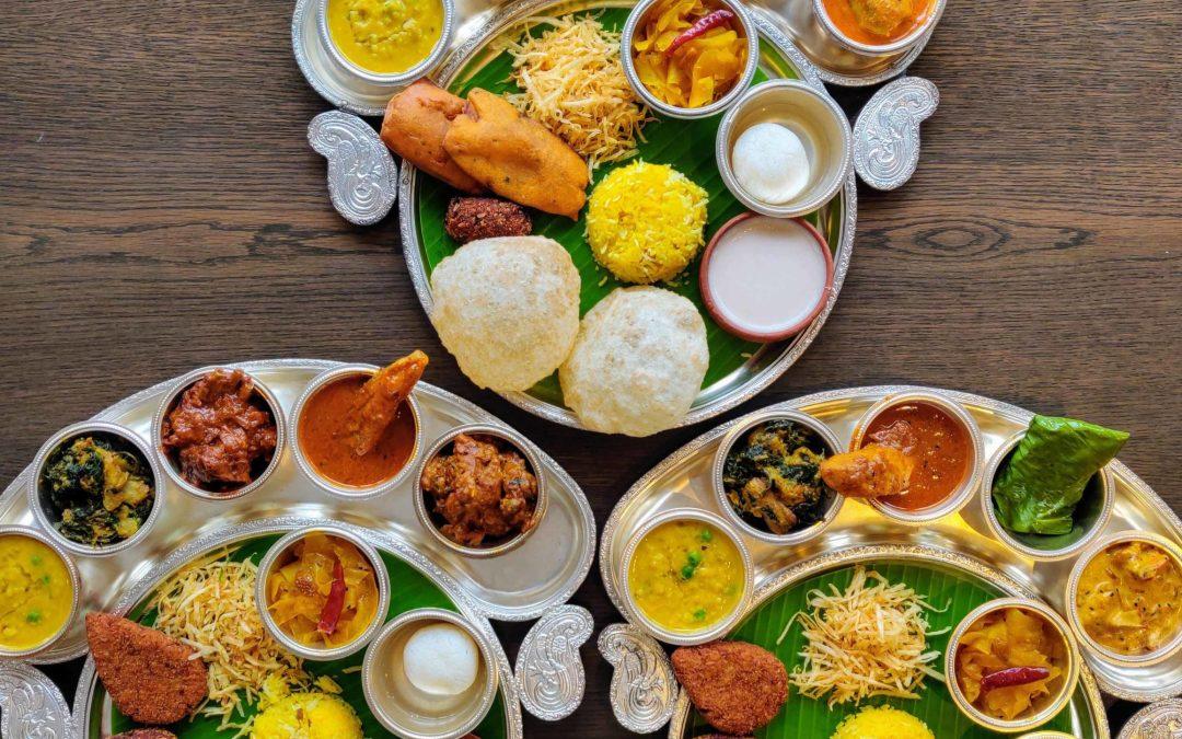 Poila Baishakh Platter