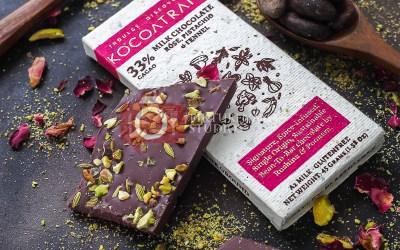 Kocoatrait launches the new spice collection of chocolates