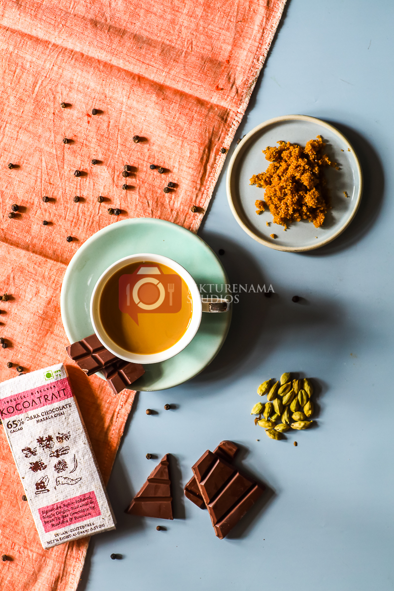 The spice range of choclates from Kocoatrait - 4