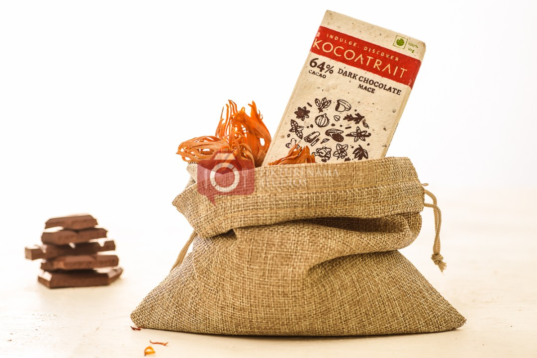 The spice range of choclates from Kocoatrait - 8