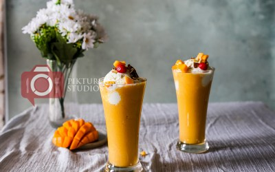 Mango Mastani – The Famous Mango Milkshake from Pune