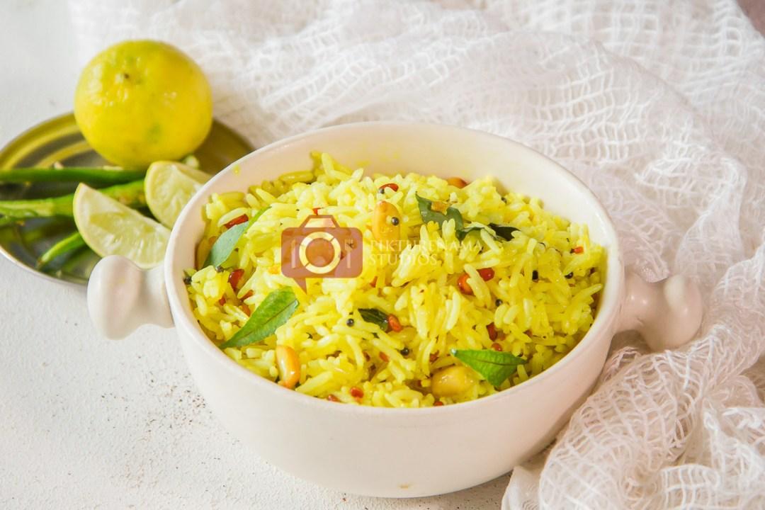 Easy summer recipe lemon rice - 3
