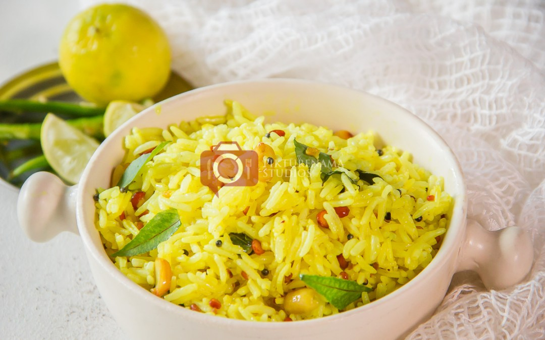 Lemon Rice on a Summer Afternoon