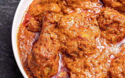 Chicken Tikka Masala and Butter chicken two sides of the same coin?