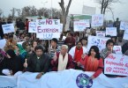Chairman PIL Led Protest for Hazara Community Killings