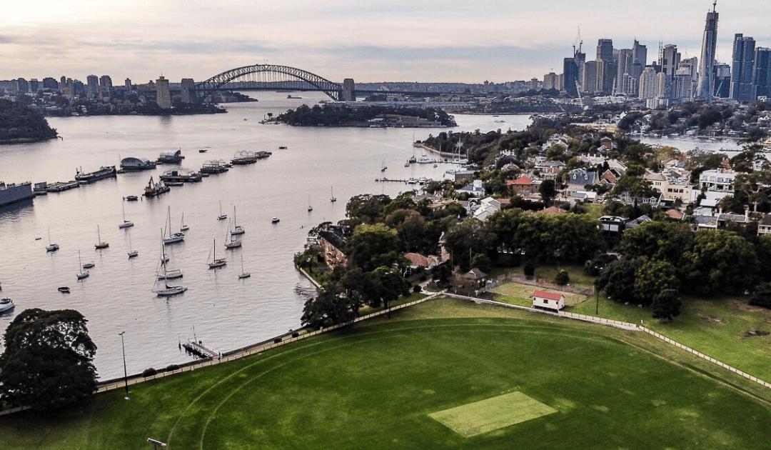 AFL Goal Posts at NRL Ground